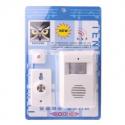 Fotoelektrický plot PHB30 - infračervená závora pro alarm, GSM alarm
