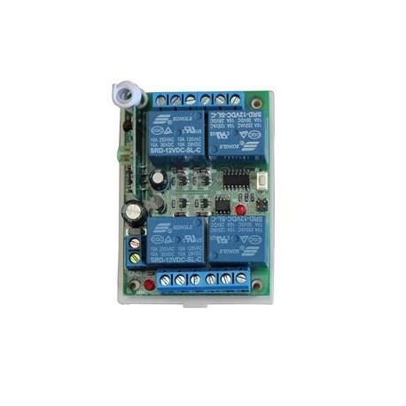 Fotoelektrický plot ABT100WL se 2 paprsky s bezdrátovým přenosem pro alarm, GSM alarm