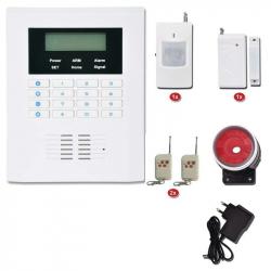 Rezistor 3k3 pro vyvážené vstupy alarmů