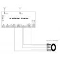 Instalační kabel Solarix CAT5E UTP PVC 305m/box SXKD-5E-UTP-PVC celoměděný