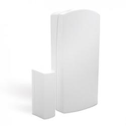 Magnetický detektor otevření dveří nebo oken kabelový, závrtný WDM0603 pro alarm, GSM alarm