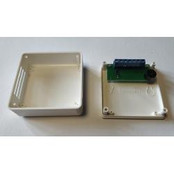 Drátová výkonná venkovní LED siréna MR100RL