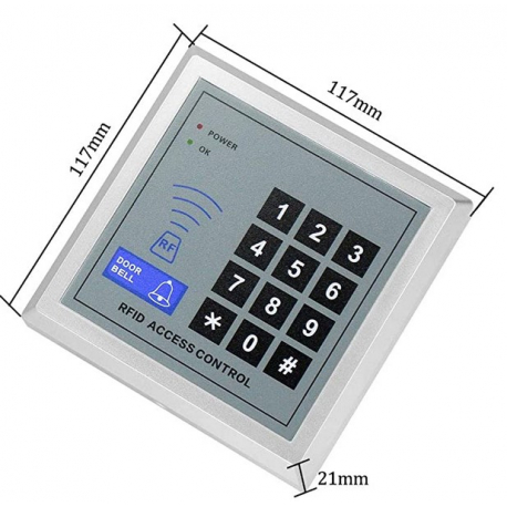 GSM alarm - komunikátor s velmi nízkou spotřebou ESIM4 ELDES