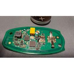Reléový modul K202 k ovládání spotřebičů pro alarmy B8808G, EVOLVE, EVOLVEO Sonix
