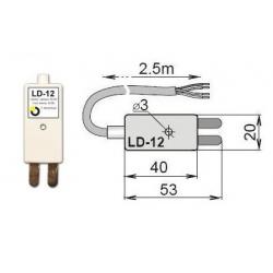 Drátový detektor úniku zemního plynu GD-983-NG
